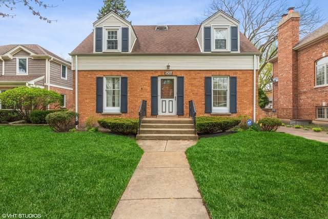 1512 S Vine Avenue, Park Ridge, IL 60068 (MLS #11090411) :: Littlefield Group