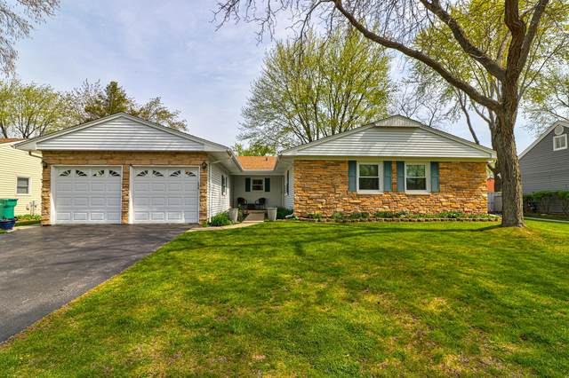 1057 Alden Lane, Buffalo Grove, IL 60089 (MLS #11090653) :: Helen Oliveri Real Estate