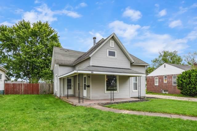 303 N East Street, HOMER, IL 61849 (MLS #11090658) :: Littlefield Group