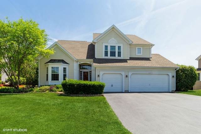 1205 Fairhills Drive, West Dundee, IL 60118 (MLS #11090710) :: Suburban Life Realty