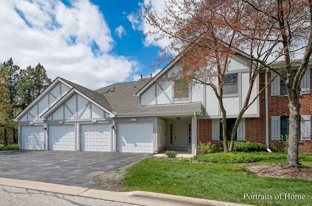 495 Elizabeth Drive #495, Wood Dale, IL 60191 (MLS #11090777) :: Littlefield Group