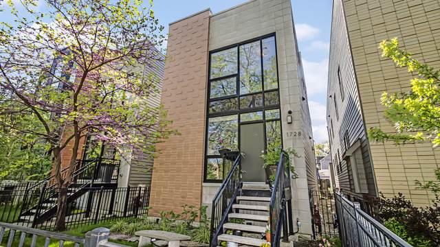 1728 N Humboldt Boulevard, Chicago, IL 60647 (MLS #11090808) :: John Lyons Real Estate