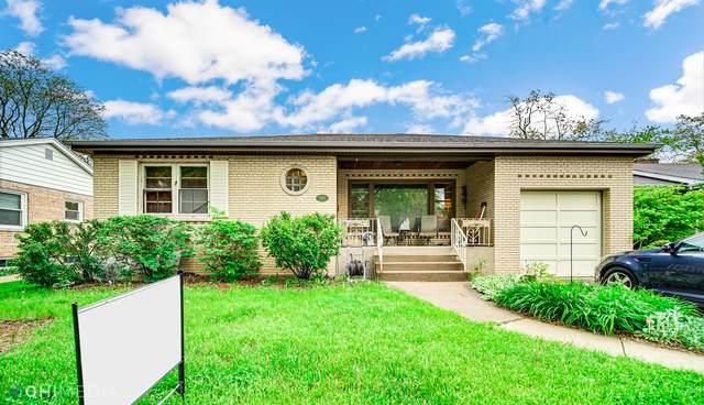 18521 Marshfield Avenue, Homewood, IL 60430 (MLS #11090831) :: The Wexler Group at Keller Williams Preferred Realty