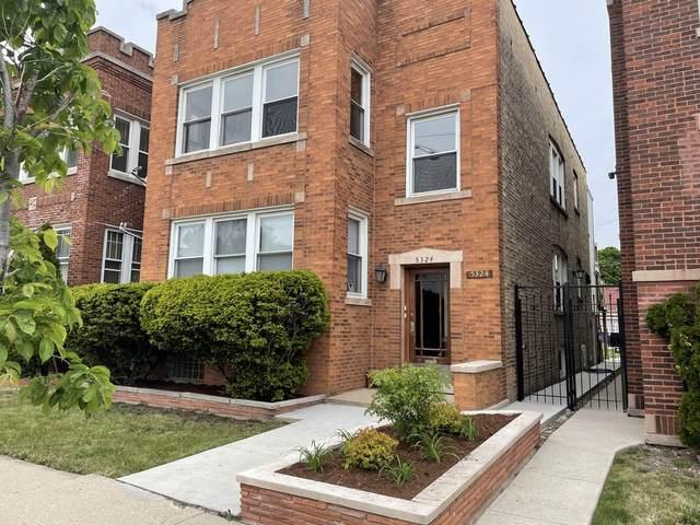 5324 W Foster Avenue, Chicago, IL 60630 (MLS #11090840) :: Littlefield Group