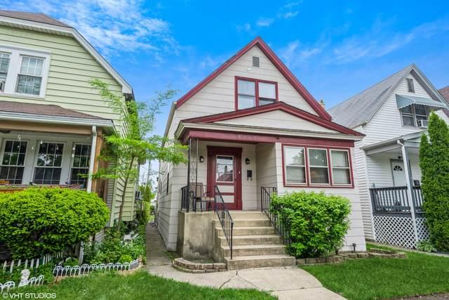 4869 N Kilpatrick Avenue, Chicago, IL 60630 (MLS #11090874) :: O'Neil Property Group
