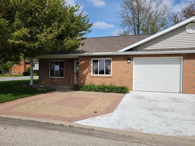 101 Via Sistina Court, Toluca, IL 61369 (MLS #11090942) :: Ryan Dallas Real Estate