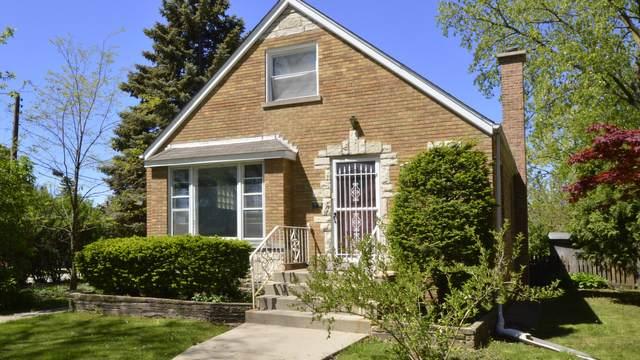 8216 Hamlin Avenue, Skokie, IL 60076 (MLS #11091036) :: Helen Oliveri Real Estate