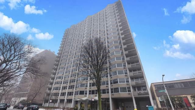 555 W Cornelia Avenue #309, Chicago, IL 60657 (MLS #11091101) :: Littlefield Group