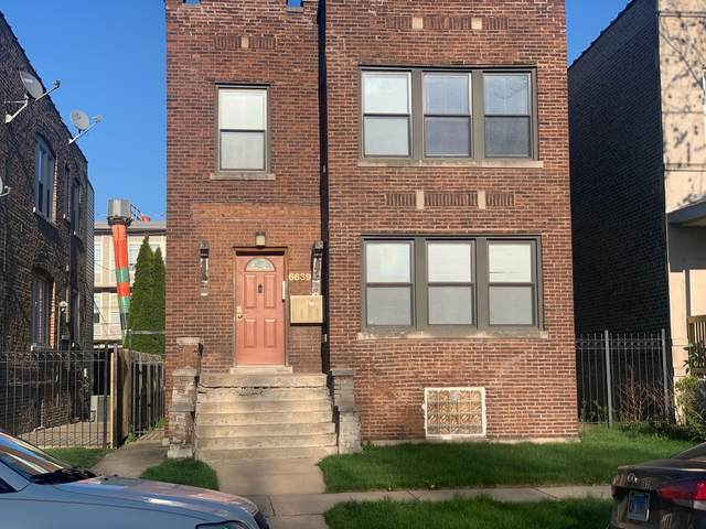 6639 S Ingleside Avenue, Chicago, IL 60637 (MLS #11091158) :: Littlefield Group