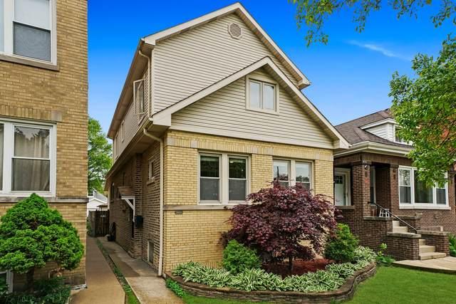 5451 N Lynch Avenue, Chicago, IL 60630 (MLS #11091186) :: Littlefield Group