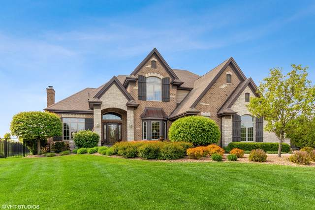 12600 Chiszar Drive, Mokena, IL 60448 (MLS #11091306) :: BN Homes Group