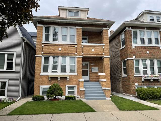 5014 S Keeler Avenue, Chicago, IL 60632 (MLS #11091365) :: Littlefield Group