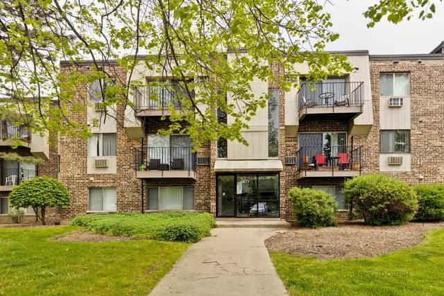 1477 N Winslowe Drive N #301, Palatine, IL 60074 (MLS #11091453) :: Helen Oliveri Real Estate