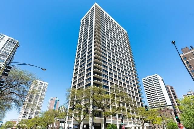 88 W Schiller Street 1503L, Chicago, IL 60610 (MLS #11091544) :: Littlefield Group