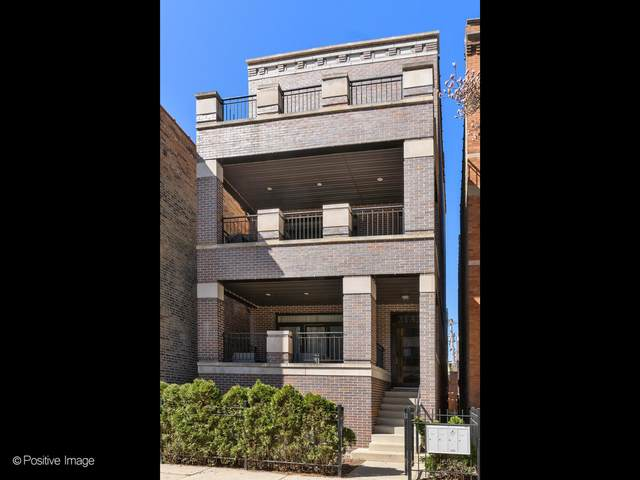 2132 N Sheffield Avenue #3, Chicago, IL 60614 (MLS #11091626) :: Littlefield Group
