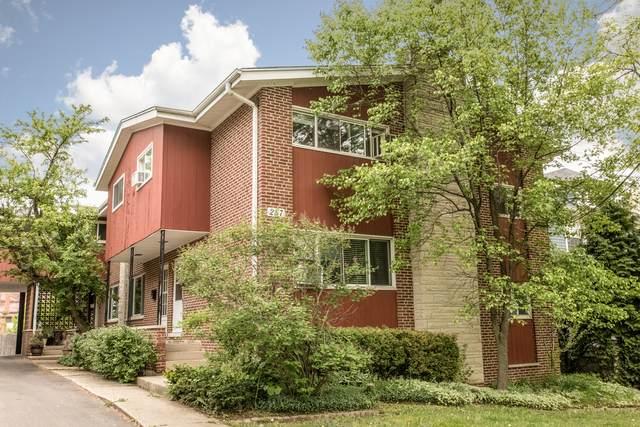 257 S Vine Avenue A, Park Ridge, IL 60068 (MLS #11091720) :: Littlefield Group
