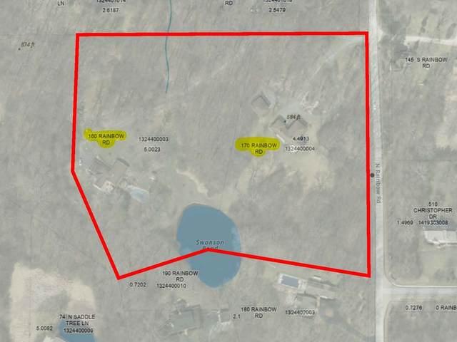 170 N Rainbow Road, North Barrington, IL 60010 (MLS #11091750) :: Littlefield Group