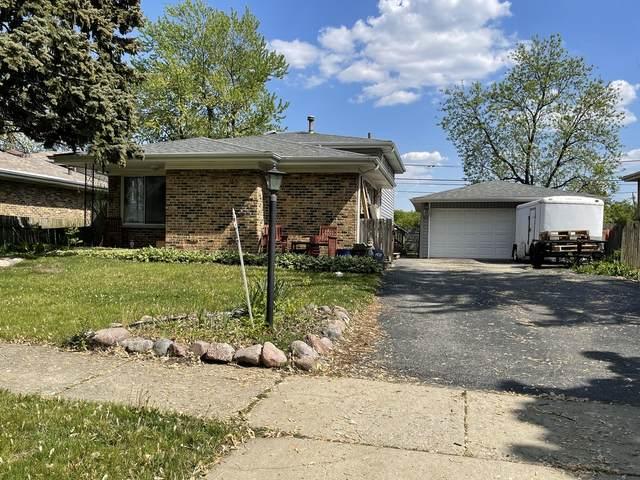 4209 Barry Lane, Oak Forest, IL 60452 (MLS #11091759) :: Ryan Dallas Real Estate