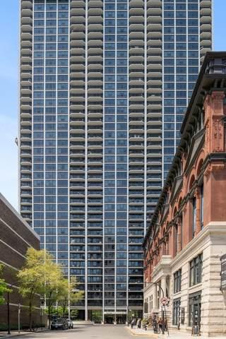 1560 N Sandburg Terrace #2715, Chicago, IL 60610 (MLS #11091823) :: Littlefield Group