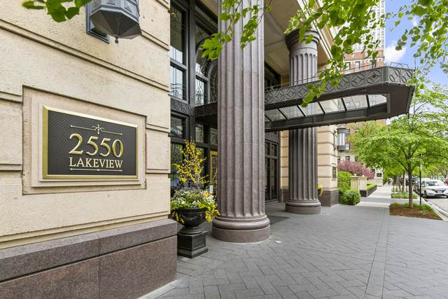 2550 N Lakeview Avenue S3502, Chicago, IL 60614 (MLS #11091859) :: Littlefield Group