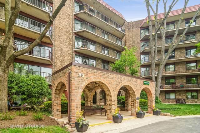35 S Baybrook Drive #414, Palatine, IL 60074 (MLS #11091862) :: Ryan Dallas Real Estate