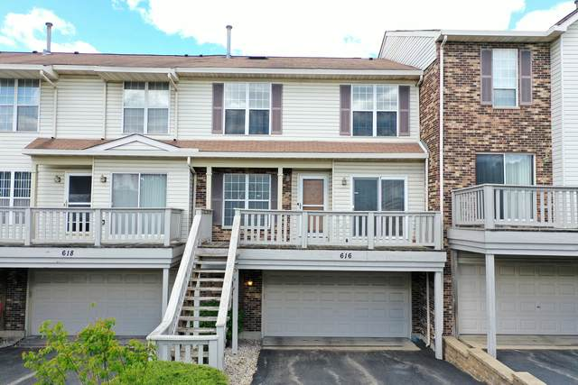 616 W Parkside Drive, Palatine, IL 60067 (MLS #11091893) :: Helen Oliveri Real Estate