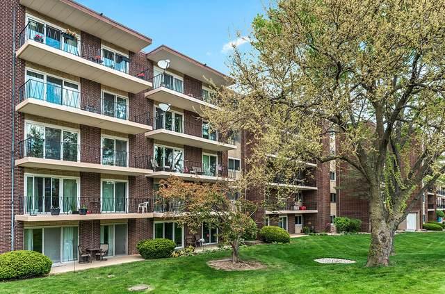5300 Walnut Avenue 4D, Downers Grove, IL 60515 (MLS #11091910) :: Littlefield Group