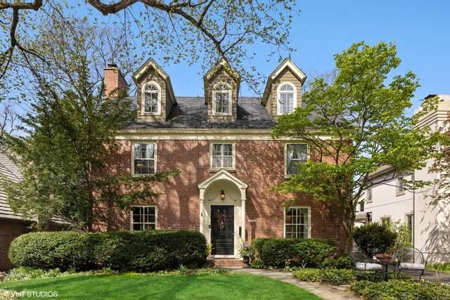 614 Midway Park, Glen Ellyn, IL 60137 (MLS #11092081) :: Helen Oliveri Real Estate