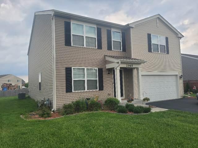 2965 Ellsworth Drive, Yorkville, IL 60560 (MLS #11092104) :: BN Homes Group