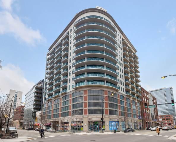340 W Superior Street #1212, Chicago, IL 60654 (MLS #11092126) :: Littlefield Group