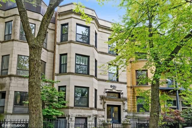 931 W Gunnison Street, Chicago, IL 60640 (MLS #11092208) :: Littlefield Group