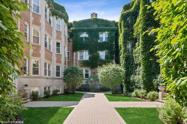873 W Cornelia Avenue #1, Chicago, IL 60657 (MLS #11092767) :: O'Neil Property Group