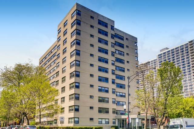 4200 N Marine Drive #606, Chicago, IL 60613 (MLS #11092798) :: BN Homes Group