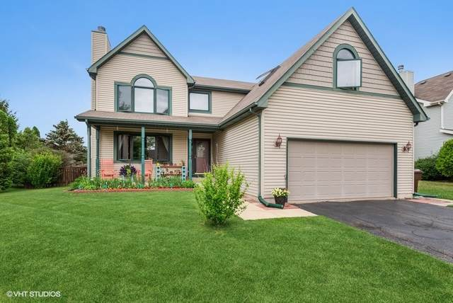 251 Tanager Drive, Woodstock, IL 60098 (MLS #11093255) :: Jacqui Miller Homes