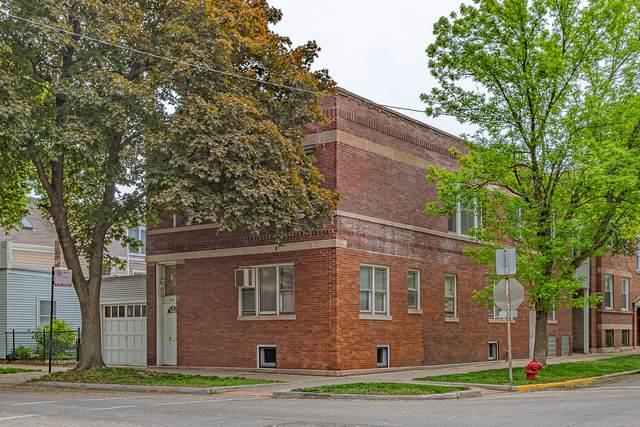 3501 N Leavitt Street, Chicago, IL 60618 (MLS #11093773) :: Touchstone Group
