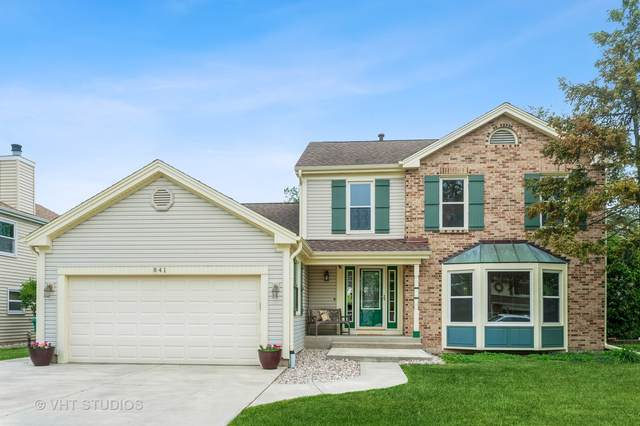 841 Willowbrook Drive, Wheeling, IL 60090 (MLS #11093827) :: BN Homes Group