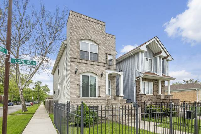 10456 S Corliss Avenue, Chicago, IL 60628 (MLS #11093906) :: BN Homes Group