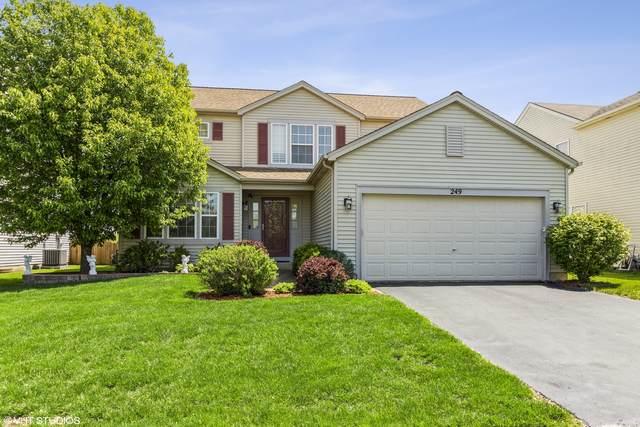 249 Violet Drive, Romeoville, IL 60446 (MLS #11094028) :: Ryan Dallas Real Estate