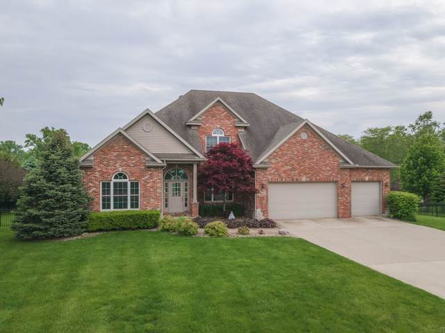 15958 Pebble Beach Road, Bloomington, IL 61705 (MLS #11094239) :: Jacqui Miller Homes