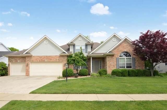 2108 Strand Drive, Champaign, IL 61822 (MLS #11094597) :: BN Homes Group