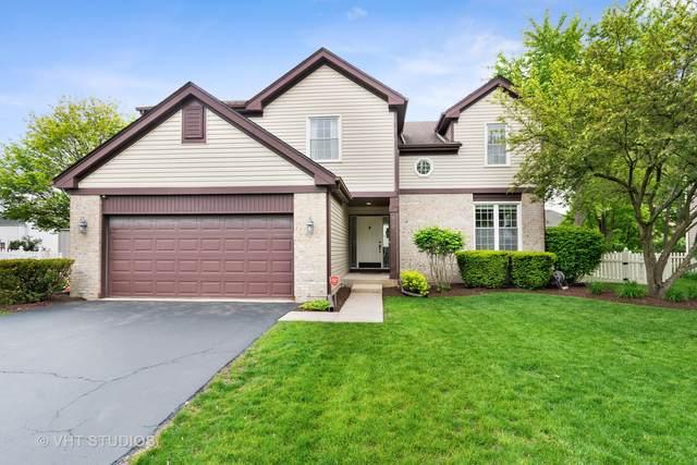 606 Oak Crest Drive, North Aurora, IL 60542 (MLS #11094660) :: O'Neil Property Group