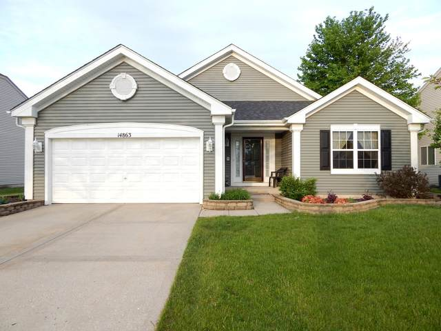 14863 Meadow Lane, Plainfield, IL 60544 (MLS #11094717) :: BN Homes Group