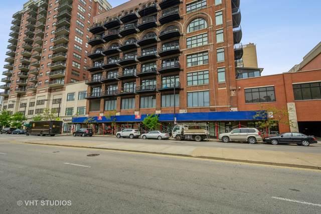 1503 S State Street #502, Chicago, IL 60605 (MLS #11094954) :: Helen Oliveri Real Estate