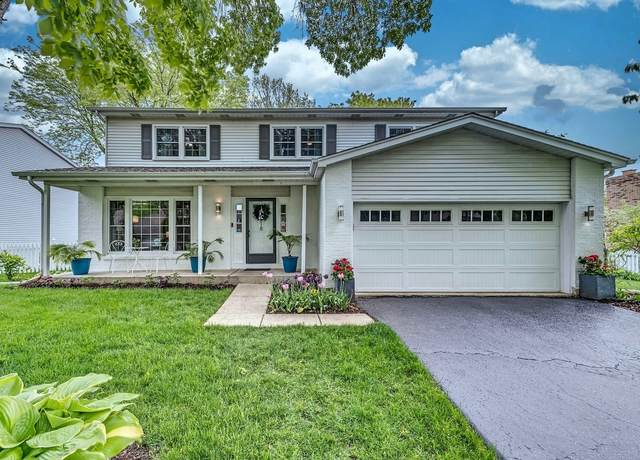 718 Buttonwood Circle, Naperville, IL 60540 (MLS #11095254) :: BN Homes Group
