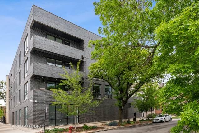 707 N Western Avenue #303, Chicago, IL 60612 (MLS #11095471) :: Carolyn and Hillary Homes