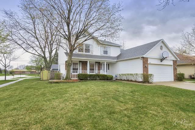 1011 Hilldale Lane, Buffalo Grove, IL 60089 (MLS #11095738) :: BN Homes Group