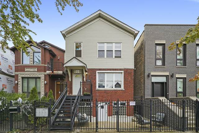 2146 W Huron Street, Chicago, IL 60612 (MLS #11095794) :: Carolyn and Hillary Homes