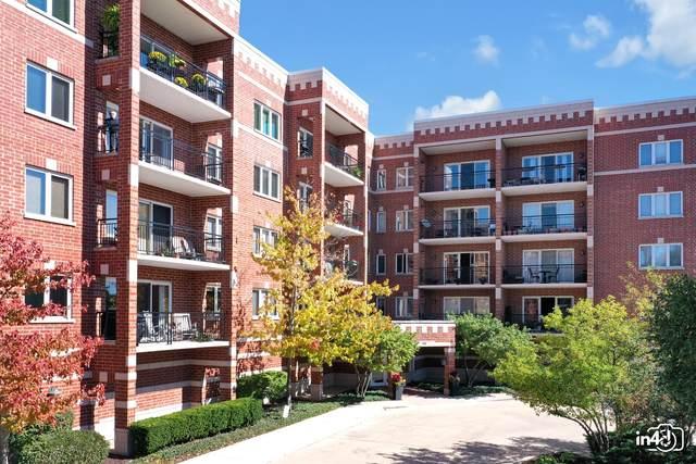 405 W Front Street #508, Wheaton, IL 60187 (MLS #11095802) :: O'Neil Property Group