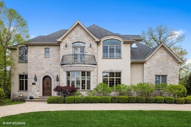 5803 Woodmere Drive, Hinsdale, IL 60521 (MLS #11095993) :: Ani Real Estate
