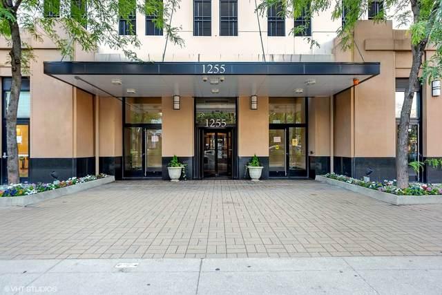 1255 S State Street #617, Chicago, IL 60605 (MLS #11096142) :: The Dena Furlow Team - Keller Williams Realty